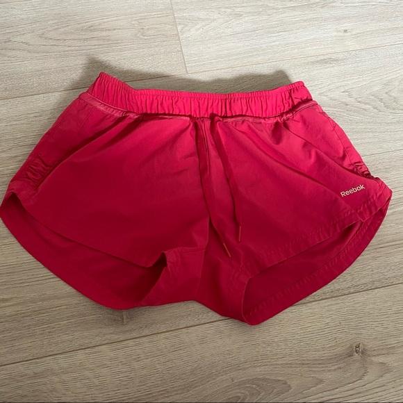 Reebok training shorts
